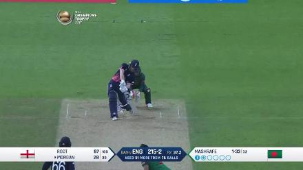 #CT17: England Innings Highlights