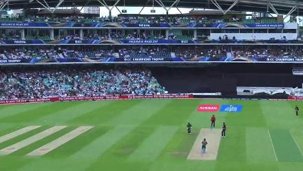 WICKET: Mushfiqur Rahim falls to Plunkett for 79