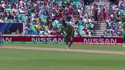 SLOPPY: Rabada drops Sri Lankan openers in consecutive overs
