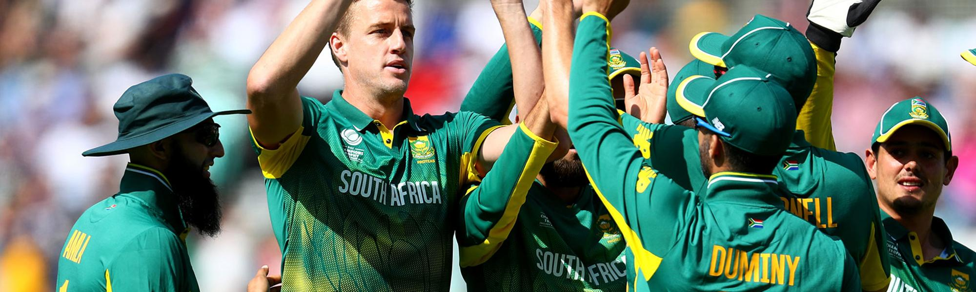 Morne Morkel made a relatively successful return to the South African ODI side with match figures of 1 for 31