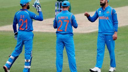 #CT17 IND v PAK - Indian superstars under pressure