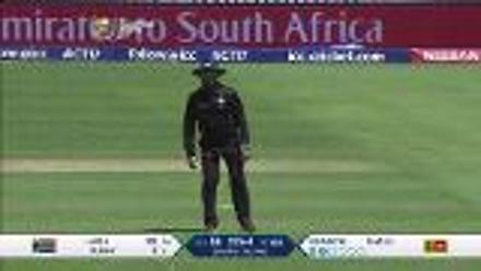 WICKET: Hashim Amla run-out for 103