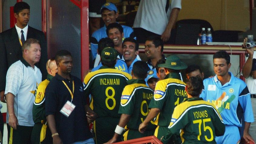 This was one of those matches where the cricket towered over everything else. India would go on to win by six wickets.