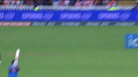 WICKET: Dhawan falls to Shadab for 68