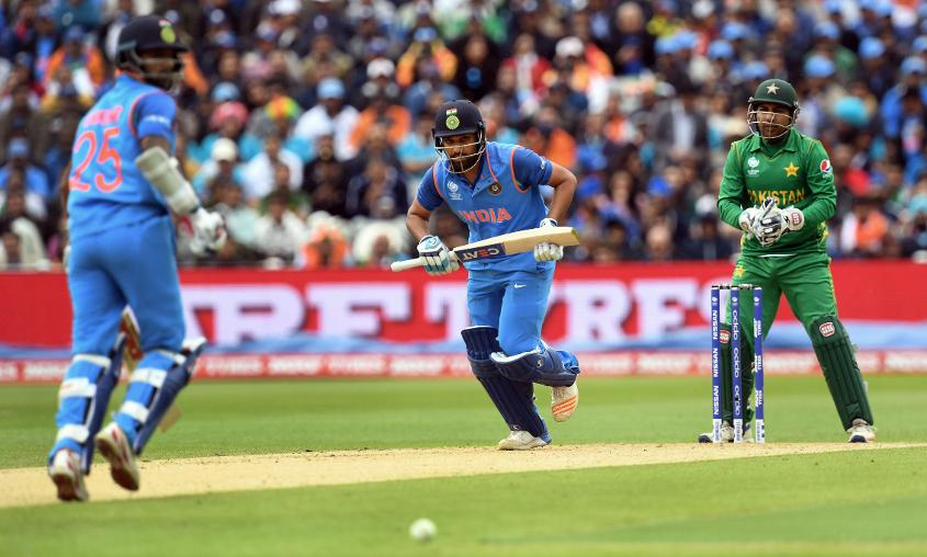 Players of the calibre of Rohit Sharma and Shikhar Dhawan are very hard to stop if they are allowed to settle early, and that is what Pakistan allowed them to do today