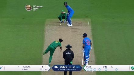 HIGHLIGHTS: India v Pakistan match highlights