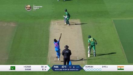 FIFTY: Azhar Ali brings up his half-century