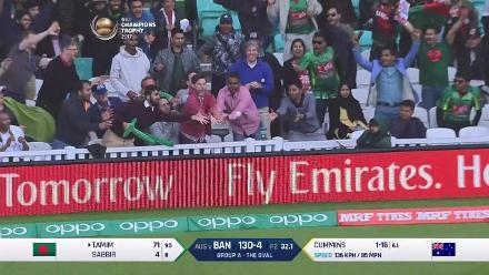 HIGHLIGHTS: Aus v Ban match highlights