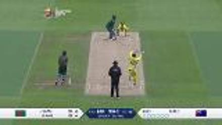 #CT17 Aus v Ban: Bangladesh innings super shots