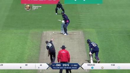 #CT17 Match highlights - ENG v NZ