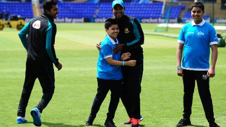 ICC Cricket For Good Clinic – Bangladesh, Birmingham