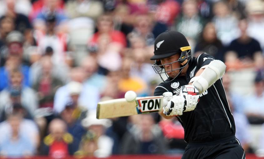 Luke Ronchi is capable of explosive knocks at the start of the innings.