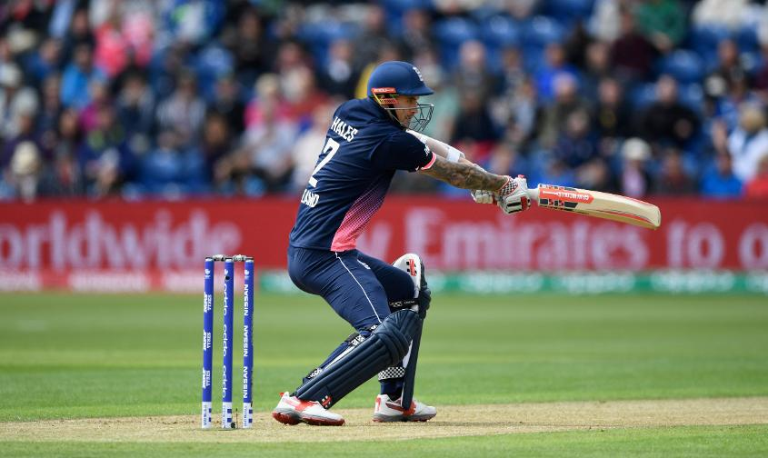 Alex Hales holds the record for England's highest ODI score, so can go big, and should have two guaranteed games to go yet