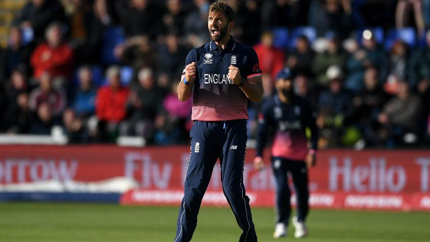 England's feel-good story has eight wickets from two games, bowling fast and insistently in the middle overs and getting his rewards
