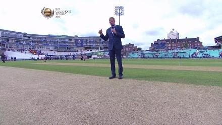 #CT17 IND vs SL - Pitch Report