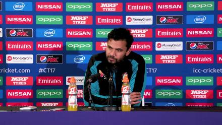 #CT17 NZ v Ban: Mashrafe Mortaza pre-match press conference