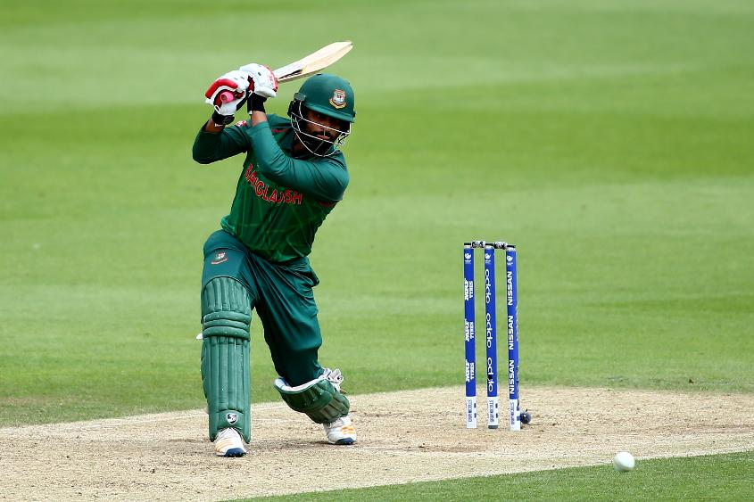 Tamim Iqbal has been Bangladesh's most reliable batsman in the tournament