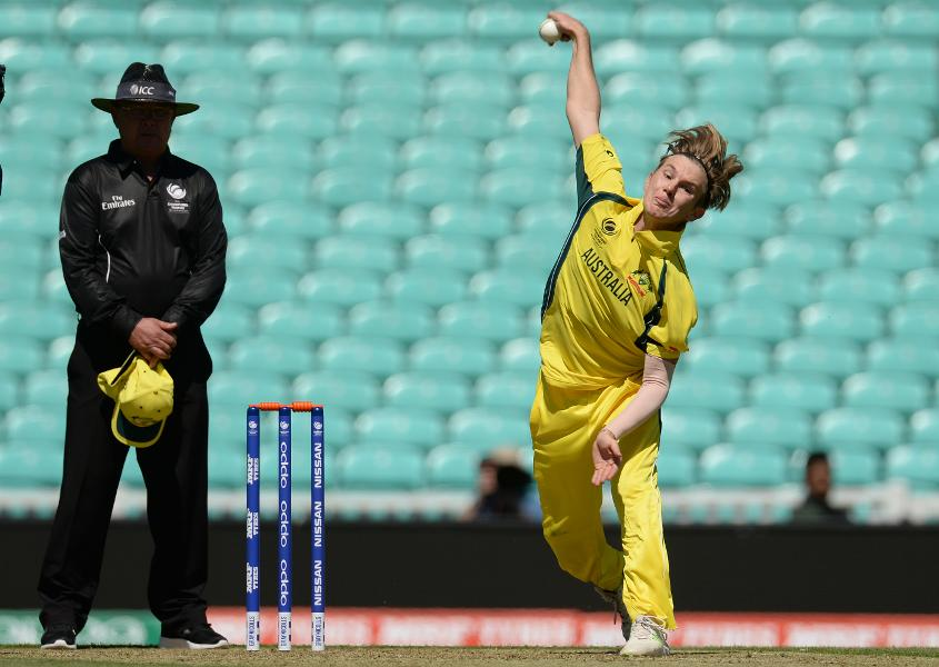 Zampa is not one of Australia's most high-profile names but is a prolific wicket-taker nonetheless with 36 wickets from 23 ODIs.