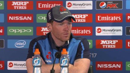 #CT17 ENG v AUS - Eoin Morgan Pre-Match Press Conference