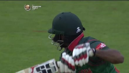 #CT17 NZ vs BAN - Bangladesh Winning Moments