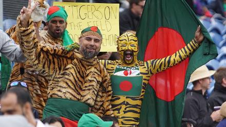 New Zealand v Bangladesh - Champions Trophy, Group A, Cardiff