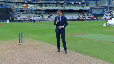 #CT17 Eng v Aus: Pitch report
