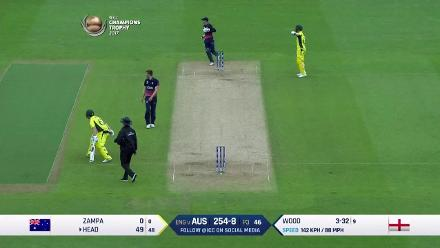 #CT17: Travis Head dazzles with a 64-ball 71