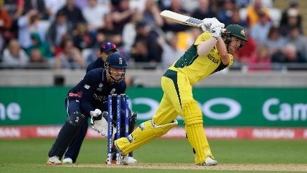 England v Australia - Champions Trophy, Group A, Edgbaston