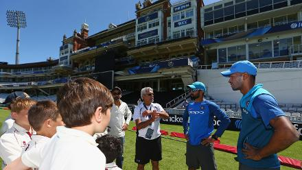 ICC Cricket For Good Clinic – India, London