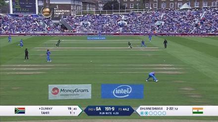 #CT17 IND v SA - Match Highlights
