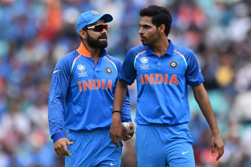 Bhuvneshwar Bhuvneshwar swings the ball and he's had to adapt his game to different pitches and conditions.
