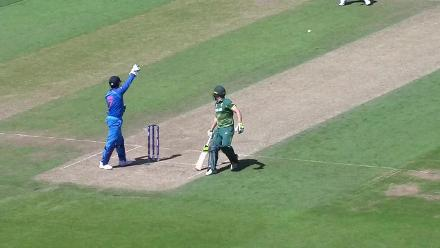 RUN-OUT: Two crucial run-outs peg South Africa back
