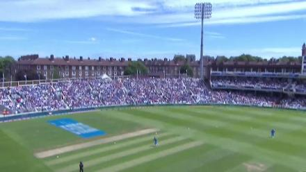 WICKET: Morris falls to Bumrah for 4