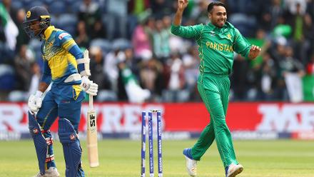 Pakistan v Sri Lanka - Champions Trophy, Group B, Cardiff