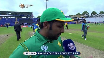 #CT17 SL v Pak: Pakistan win toss and elect to field