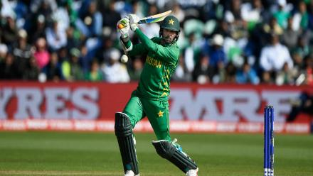Mohammad Amir too showed that he could bat and held his nerve with an unbeaten 28 off 43 balls.