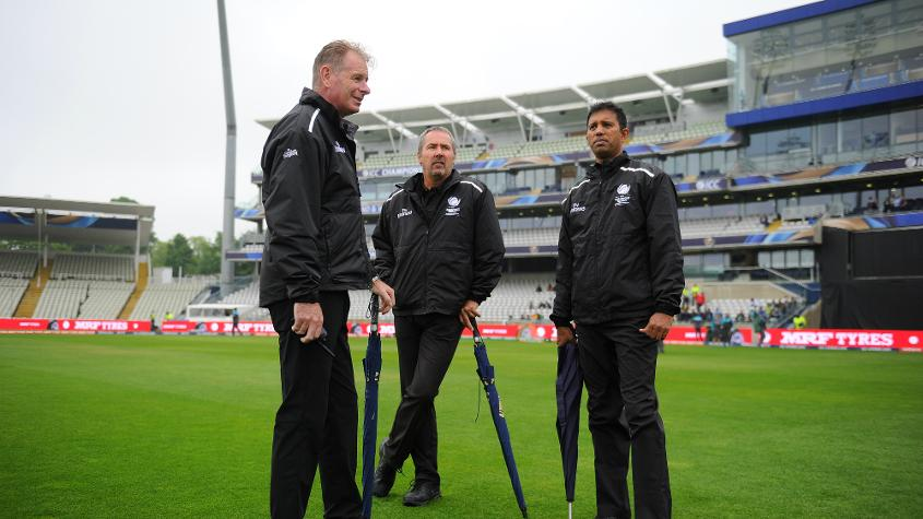 Match officials appointments for semi-final