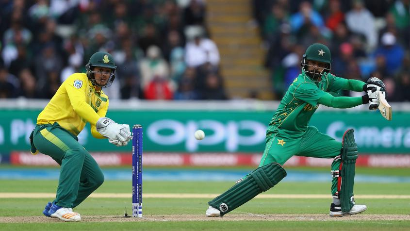 Mohammad Hafeez will go into the final on the back of a handy camero in the semi-final against England
