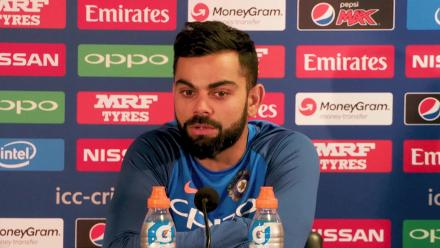 #CT17 SF2 - BAN v IND: IND Pre Match Press Conference
