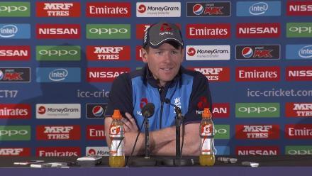 SF1 - ENG v PAK - ENG Pre Match Press Conference