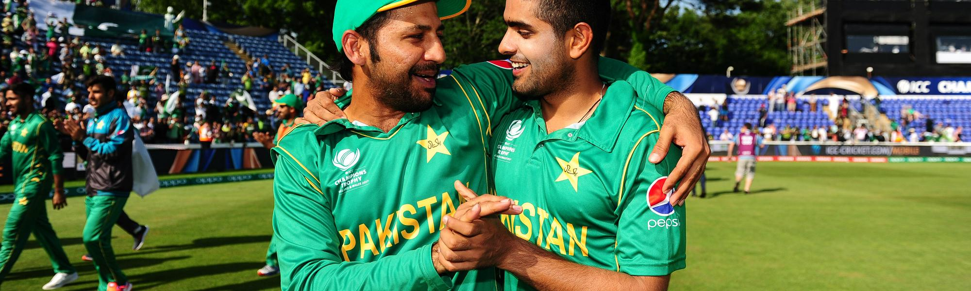 Pakistan have been led admirably by Sarfraz Ahmed to defy expectations and reach the Champions Trophy final