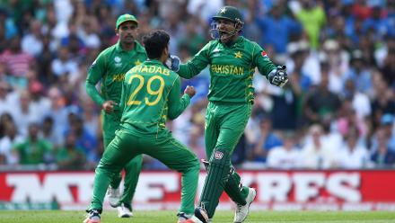 Pakistan v India - Champions Trophy, Final , London
