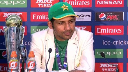 Final - PAK vs IND - Mickey & Sarfraz Press Conference