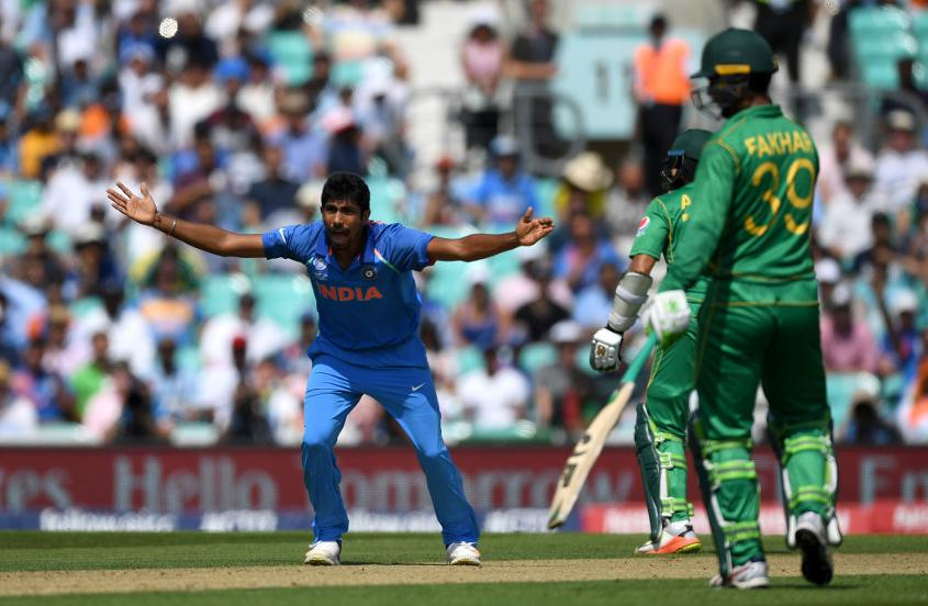 Although it was a costly mistake from Jasprit Bumrah, the opening bowler partnership between him and Bhuvneshwar Kumar was strong throughout the tournament