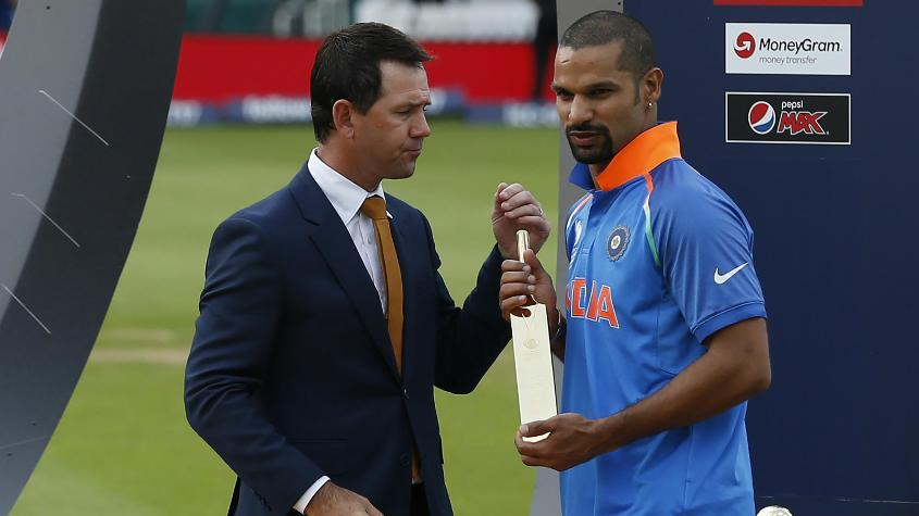 Shikhar Dhawan was Classic Fantasy's leading run-scorer with 338, claiming his second Champions Trophy golden bat, having scooped the award in 2013