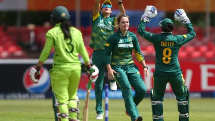 ICC Women's World Cup Match 3 - Pakistan v South Africa, Leicester