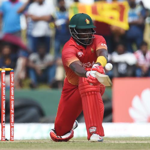 Hamilton Masakadza offset the early loss of Solomon Mire for nought by making an innings-high 41 for Zimbabwe.