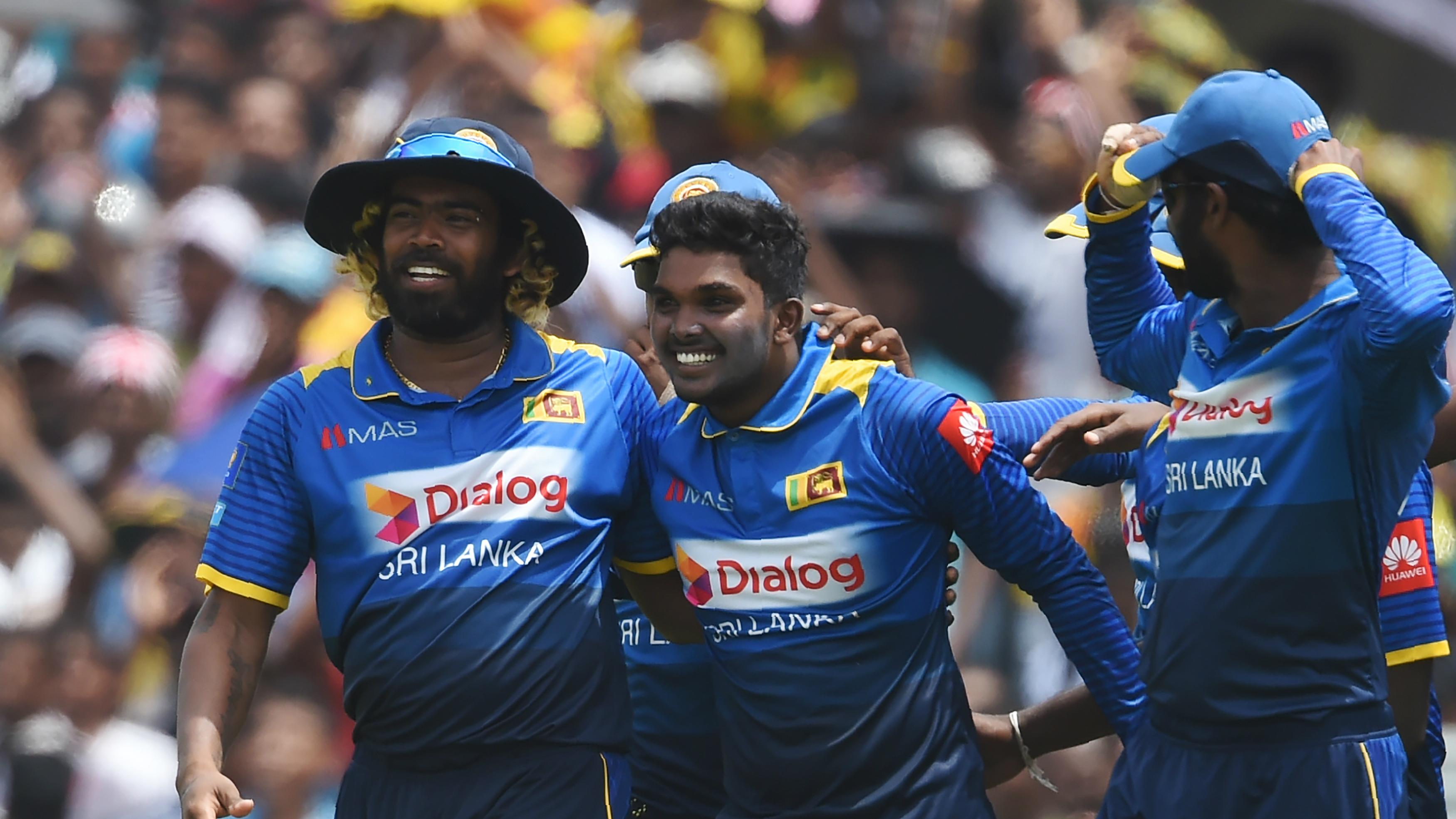 Hasaranga hat-trick steers Sri Lanka to easy win