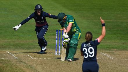 ICC Women's World Cup Match 13 - England v South Africa, Bristol
