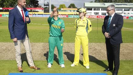 ICC Women's World Cup Match 15 - Australia v Pakistan, Leicester
